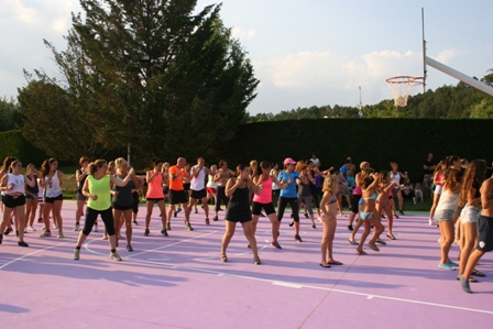 master class camping riera merles